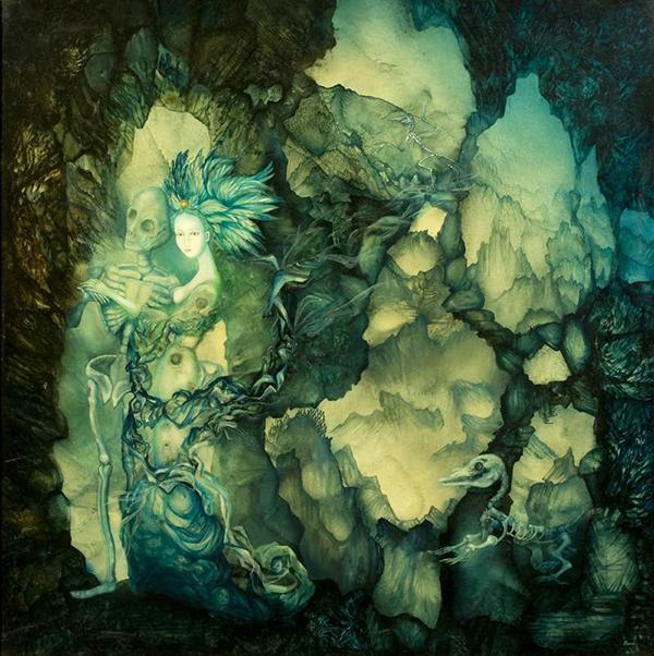 """นิทรรศการ """"ความงามและความน่าเกลียด : สุนทรียศิลป์แห่งมารศี"""""""