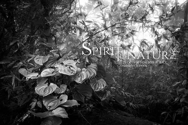"""นิทรรศการศิลปะภาพถ่ายขาวดำ """"Spirit of Nature 2019"""""""
