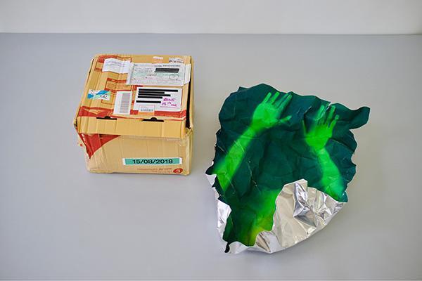 """นิทรรศการ """"Un-Folding Works – Past, Present and Forever"""""""