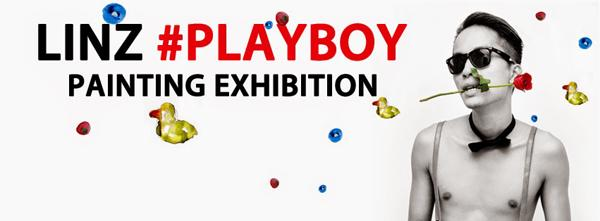 LINZ # PLAYBOY Painting Exhibition