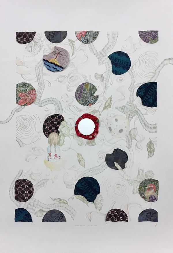 """นิทรรศการ """"4 th SPEKTRUM 2018: Student Art Exhibition 'Story Never Dies'"""""""