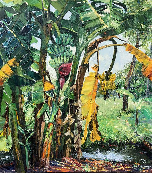 """นิทรรศการ """"สีสันศรีศิลป์ : Colourful of Srisilp"""""""