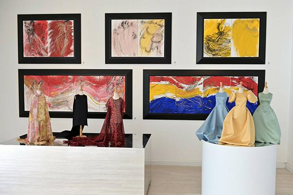 นิทรรศการศิลปะครั้งประวัติศาสตร์จาก 29 ศิลปินแห่งชาติ : 29 National Artists 29 Baramee of Art
