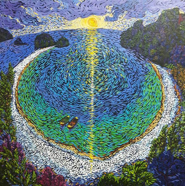 """นิทรรศการ """"มาลี มายา อันดามัน : Attraction of Andaman"""""""