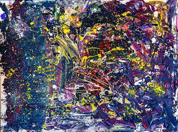 """นิทรรศการ """"เล่นสีเล่าจินตนาการ : Imagination spoken through color"""""""