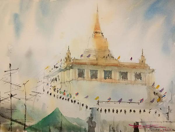 """นิทรรศการ """"ครุ'ศิลปะไทย: Transformation"""""""