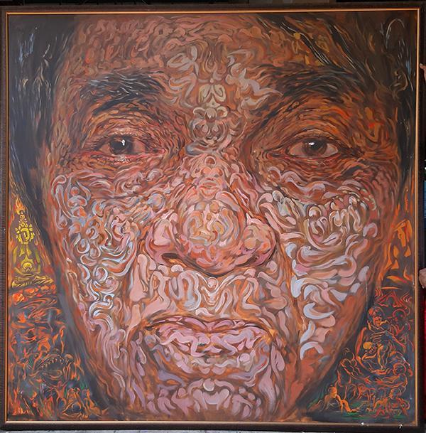 นิทรรศการ 36 ปี 36 ศิลปินคณะศิลปกรรมศาสตร์ จุฬาฯ