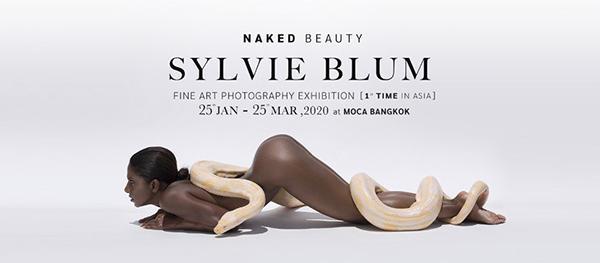 """นิทรรศการ """"Naked Beauty"""""""
