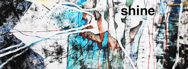"""นิทรรศการศิลปะ """"Shine"""""""