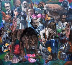 """นิทรรศการศิลปะ """"สรรนิพนธ์ : Anthology"""""""