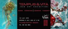"""นิทรรศการ """"เวลาและชีวิต : Tempus & Vita"""""""