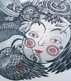 """นิทรรศการ """"ความงามที่แตกต่าง สู่จิตวิญญาณตะวันออก 3 : Different Beauty to the Oriental Soul 3"""""""