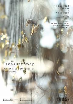 """นิทรรศการ """"Treasure Map"""""""