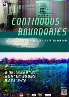 """นิทรรศการภาพถ่าย """"Continuous Boundaries"""""""