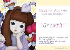 """นิทรรศการ """"Growth"""""""