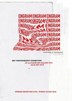 """นิทรรศการศิลปนิพนธ์ """"En-gram"""""""