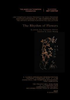"""นิทรรศการ """"The Rhythm of Flowers"""""""