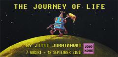 """นิทรรศการ """"การเดินทางของชีวิต : The Journey Of Life"""""""