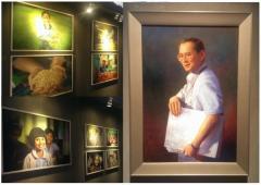 งานแสดงภาพถ่าย และเสวนาการถ่ายภาพ 'ศาสตร์แห่งพระราชา โรงงานหลวงฯ เพื่อปวงชน'