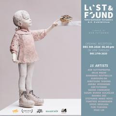 """นิทรรศการเซรามิก """"ตามหาวัยเด็กที่หายไป : Lost & Found"""""""