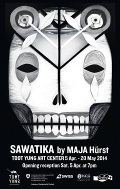 นิทรรศการ SAWATIKA