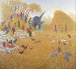 """นิทรรศการศิลปกรรมช้างเผือกครั้งที่ 7 """"แรงบันดาลใจจากทุกคนเพื่อชุมชนที่ยั่งยืน"""""""