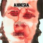 """นิทรรศการ """"Amnesia"""""""