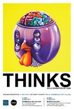 """นิทรรศการ """"THINKS"""""""