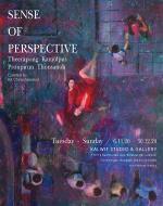 """นิทรรศการ """"Sense of Perspective"""""""