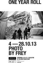"""นิทรรศการภาพถ่าย """"Analog Photo Exhibition - One Year Roll By Frey"""""""