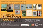 นิทรรศการ หนังสือภาพถ่ายเยอรมันยอดเยี่ยม 2013